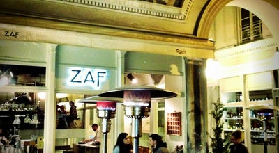 Photo of Cafe ZAF at Πλατεία Αγίας Ειρήνης 8, Αθήνα 105 60, Greece