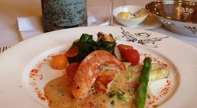 Photo of German Restaurant Landhaus Scherrer at Elbchaussee 130, Hamburg 22763, Germany
