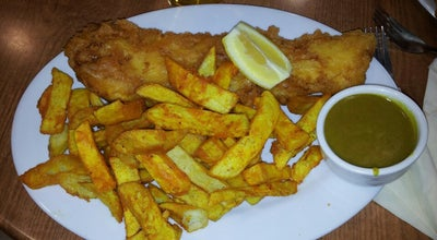 Photo of Fish and Chips Shop Ocean Basket Fish and Chips at United Kingdom