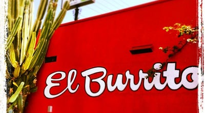 Photo of Mexican Restaurant El Burrito at 1095 W Colton Ave, Redlands, CA 92374, United States