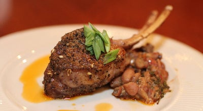 Photo of New American Restaurant Oakwood Bistro at 3003 Oakland Dr, Kalamazoo, MI 49008, United States