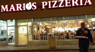 Photo of Pizza Place Mario's Pizzeria at 326 Jericho Tpke, Syosset, NY 11791, United States