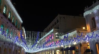 Photo of Plaza Largo do São Domingos / St. Dominic's Square 板樟堂前地 at 澳门半岛中区, Macau, Macao