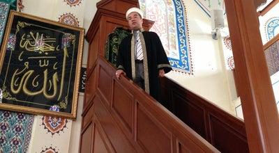 Photo of Mosque Fethiye Hanım Camii at Hamidiye Mah., Edremit 10300, Turkey