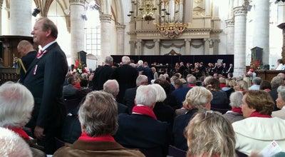 Photo of Church Grote Sint Laurenskerk at Koorstraat 2, Alkmaar 1811 GP, Netherlands