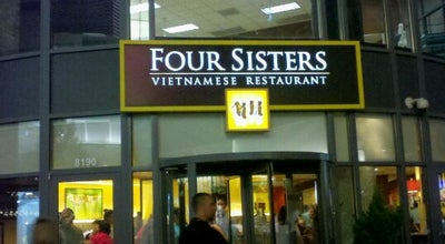 Photo of Vietnamese Restaurant Four Sisters at 8190 Strawberry Ln, Falls Church, VA 22042, United States