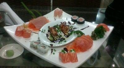 Photo of Japanese Restaurant Planeta Sushi at Rua Cidade De Fadi, Porto Seguro 45810-000, Brazil