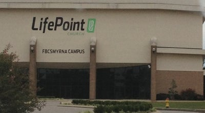 Photo of Church Lifepoint Church at 506 Legacy Dr, Smyrna, TN 37167, United States