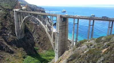 Photo of Bridge Bixby Bridge at Highway 1, Big Sur, CA 93920, United States