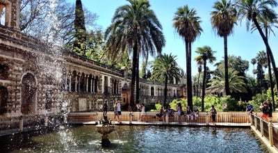 Photo of Historic Site Real Alcázar de Sevilla at Patio De Banderas, Sevilla 41001, Spain
