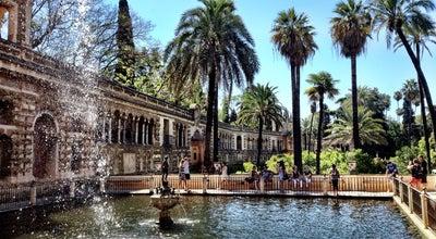 Photo of Historic Site Real Alcázar de Sevilla at Patio De Banderas, Sevilla 41001, Spain