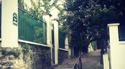 Photo of Scenic Lookout La Mouzaïa at Rue De Mouzaïa, Paris 75019, France