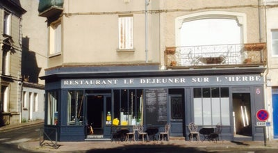 Photo of French Restaurant Le Dejeuner sur L'Herbe at 35-39 Rue Cloche Perse, Poitiers 86000, France