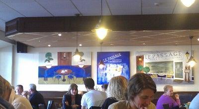 Photo of Cafe Le Passage at Agorahof 20-40, Lelystad 8232, Netherlands