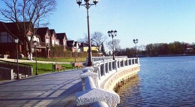 Photo of Lake Верхнее озеро at Ул. Тельмана, Калининград, Russia