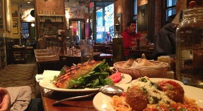 Photo of Italian Restaurant Pisticci at 125 Lasalle St, New York, NY 10027, United States