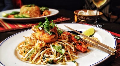 Photo of Asian Restaurant Thai Rainbow at 15 Place Sainte-catherine, Brussels 1000, Belgium