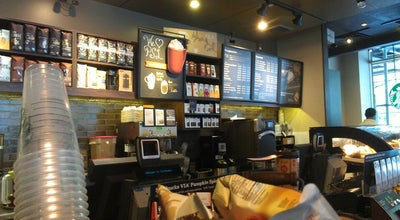Photo of Coffee Shop Starbucks at 233 Broadway, New York City, NY 10279, United States