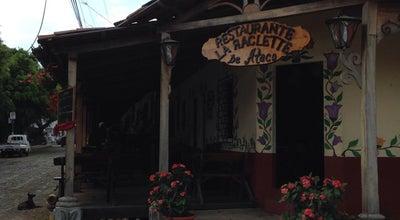Photo of Restaurant La Raclette at Costado Del Parque Rafael Fernández, Concepción de Ataco 503, El Salvador