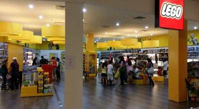 Photo of Toy / Game Store Lego Store at The Curve, Petaling Jaya 47810, Malaysia