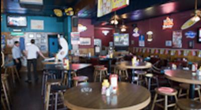 Photo of American Restaurant Kirkwood Ice & Fuel at 215 N Kirkwood Rd, Kirkwood, MO 63122, United States