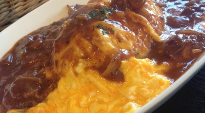 Photo of Cafe オムライス専門店 イーグル at 東島町1-36-1, 一宮市 491-0074, Japan