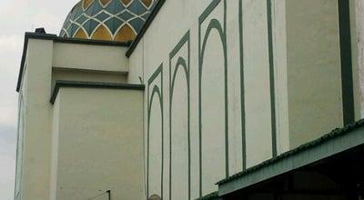 Photo of Mosque Masjid Jamek Bandar Baru UDA at Jalan Padi Ria, Bandar Baru Uda, Johor Bahru 81200, Malaysia