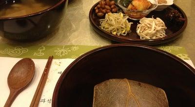 Photo of Vegetarian / Vegan Restaurant 발우공양 공감 (Balwoo Gongyang Gong Gam) at 양천구 신정동, 서울특별시, South Korea