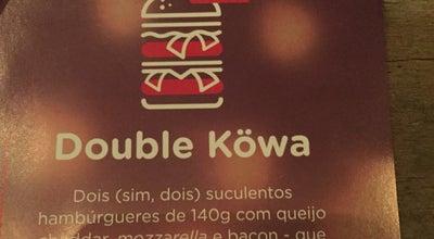 Photo of Restaurant Kowa Hamburgueria at Quadra 103 Sul Rua So 3, Palmas 77015-016, Brazil