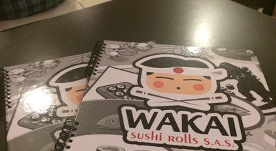 Photo of Sushi Restaurant Wakai Sushi Rolls at Colombia