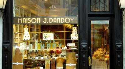 Photo of Dessert Shop Maison Dandoy at Rue Au Beurre 31, Brussels 1000, Belgium