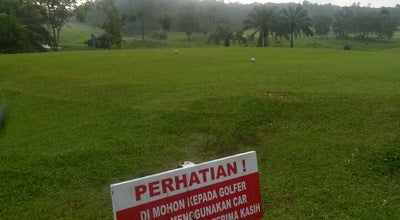 Photo of Golf Course Karang Joang Golf Country Club at Karang Joang, Balikpapan, Indonesia