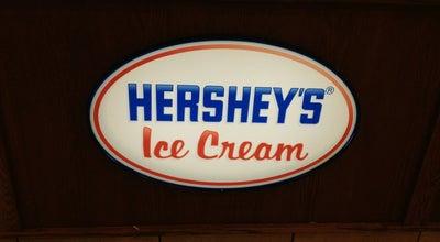 Photo of Ice Cream Shop Hershey's Ice Cream at Joyce Kilmer Service Area, New Jersey Turnpike, East Brunswick, Nj 08816, East Brunswick, NJ 08816, United States