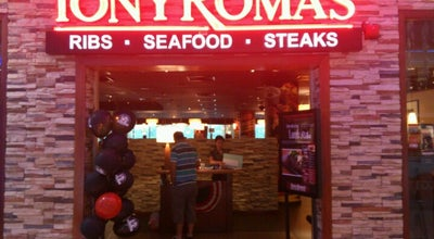 Photo of Steakhouse Tony Roma's Ribs, Seafood, & Steaks at Sunway Pyramid, Petaling Jaya 46150, Malaysia