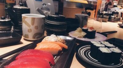 Photo of Sushi Restaurant 元気寿司 Genki Sushi at 环市东路369号世贸新天地202铺, 广州, China