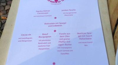 Photo of French Restaurant Der Hahn ist tot at Zionskirchstr. 40, Berlin 10119, Germany