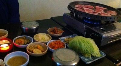 Photo of Korean Restaurant Juki - Korean BBQ and Soju Bar at Lychener Str. 13, Berlin 10437, Germany