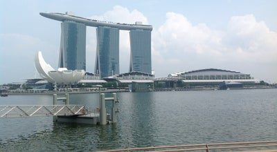 Photo of Outdoors and Recreation Esplanade Riverside at Marina Bay, Singapore, Singapore
