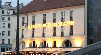 Photo of French Restaurant Les Grandes Marches at 6 Place De La Bastille, Paris 75012, France