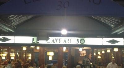 Photo of French Restaurant Le Caveau 30 at 45 Rue Félix Faure, Cannes, France