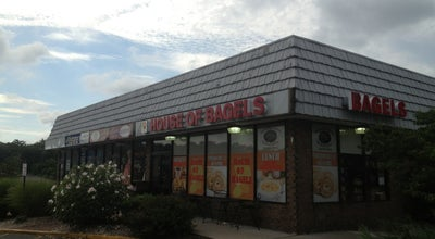 Photo of Bagel Shop House of Bagels at 4 Vanderbilt Motor Pkwy, Commack, NY 11725, United States