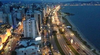 Photo of Hotel Bar The Roof at Avenida Beira-mar 2746, Florianópolis, Brazil
