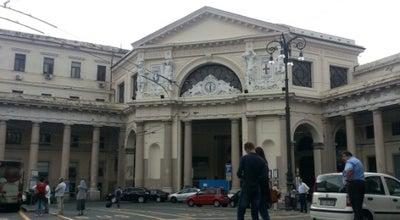 Photo of Train Station Stazione Genova Piazza Principe at Piazza Acquaverde, 5, Genova 16126, Italy