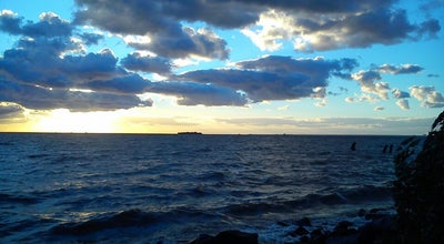 Photo of Beach Набережная Финского залива at Берег Финского Залива, Санкт- Петербург, Russia