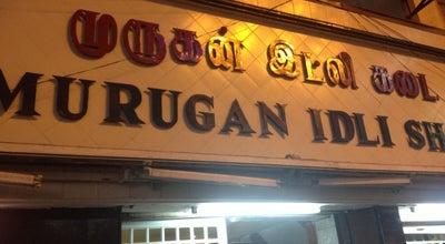 Photo of Indian Restaurant Murugan Idli at West Masi Street, Madurai, India