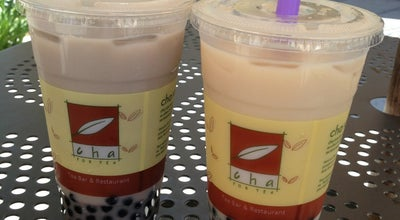 Photo of Bubble Tea Shop Cha For Tea at 4187 Campus Dr, Irvine, CA 92612, United States