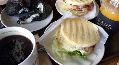 Photo of Coffee Shop 키크러스 커피 (KIKRUS Coffee) at 창해로14번길 48-1, Gangneung, South Korea