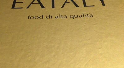 Photo of Italian Restaurant Eataly at Amoreiras Shopping Center, Lisboa, Portugal