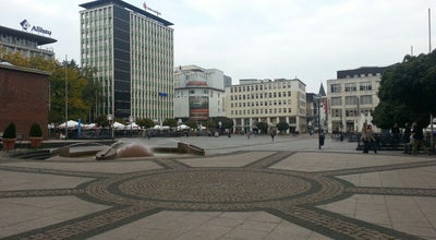 Photo of Plaza Kennedyplatz at Kennedyplatz, Essen 45127, Germany