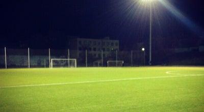 Photo of Soccer Stadium Салют at Олимпийская Ул., 1, Саратов 410033, Russia